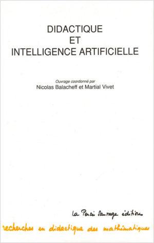 Didactique et intelligence artificielle