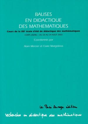 Balises pour la didactique des mathématiques